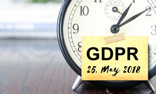 GDPR preparation for charities