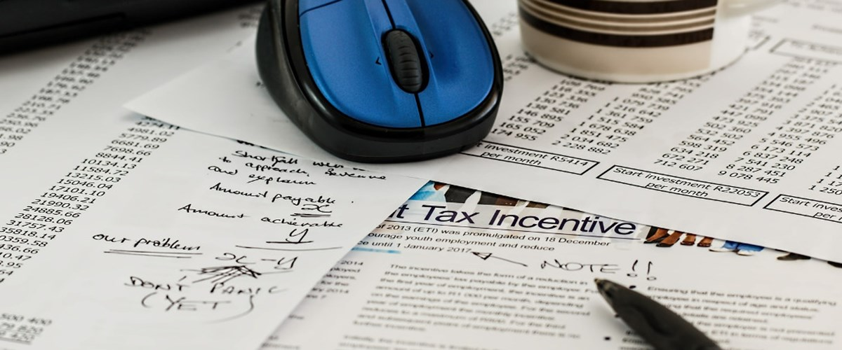 Making your tax return less taxing