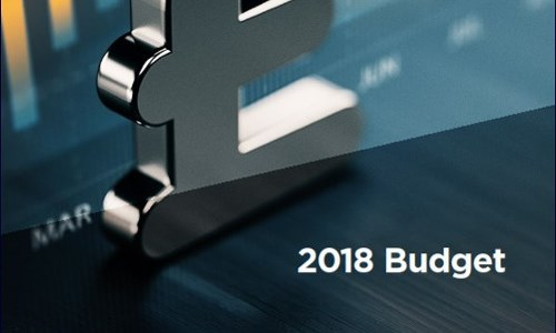 2018 Autumn Budget Summary