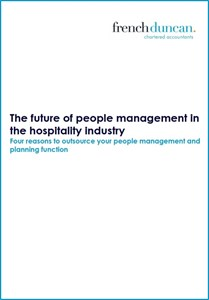 The future of people management in the hospitality industry Download