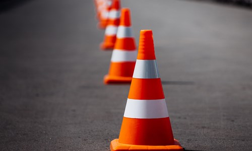 Traffic cones Shutterstock cropped.jpg