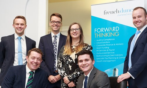 Scottish accountants expand services following office refurbishment