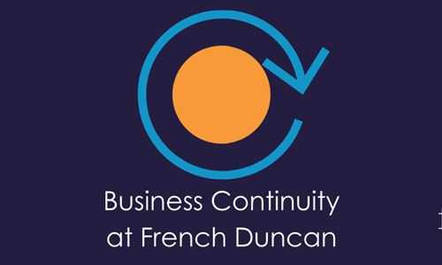 Business Continuity at French Duncan