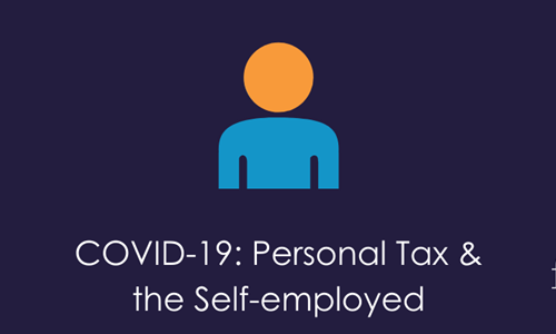 COVID-19 Personal Tax & Self Assessment