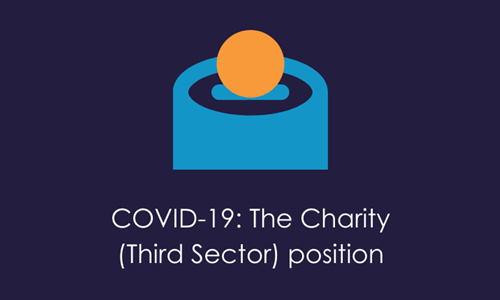 COVID-19: The Charity (Third Sector) position