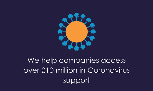 French Duncan helps companies access over £10 million in Coronavirus support