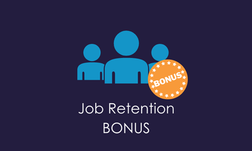 COVID-19: Job Retention Bonus