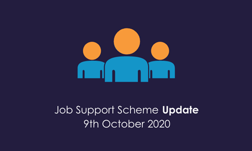 COVID-19: Job Support Scheme Update – 9th October 2020