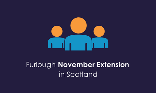 COVID- 19: November Furlough Extension
