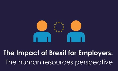 The Impact of Brexit for Employers: The human resources perspective