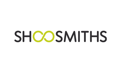 Working together with Shoosmiths...