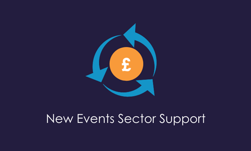 COVID-19 New Events Sector Funding